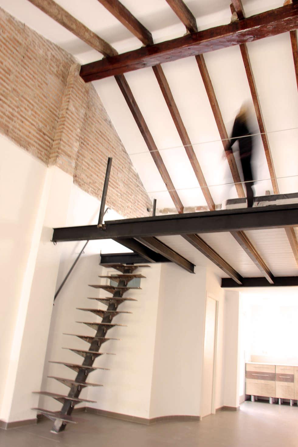 Wohnideen interior design einrichtungsideen bilder for Loft reformas