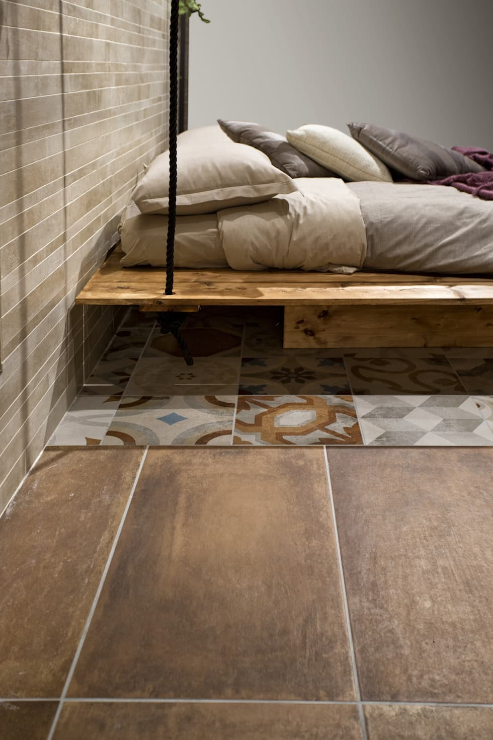 Wände & Boden von Pastorelli