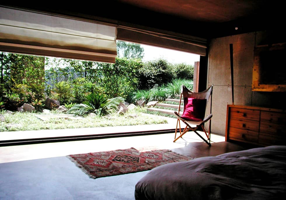 Casa Lau: Terrazas de estilo  por Serrano Monjaraz Arquitectos