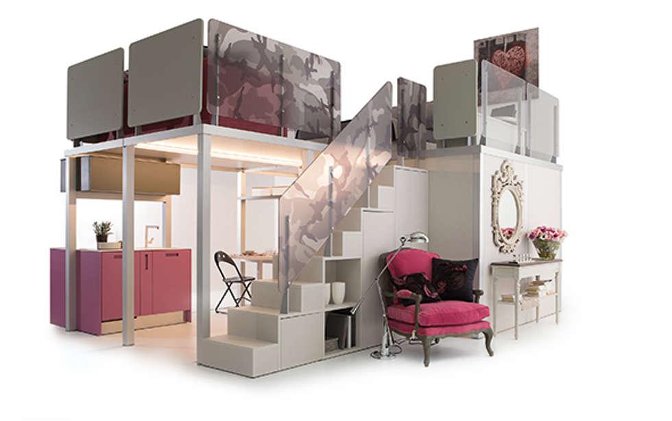 Idee arredamento casa interior design homify for Primopiano arredamento