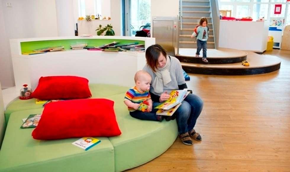 Internationaal kinderdagverblijf:  Scholen door No Label