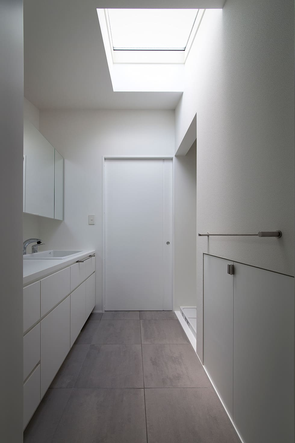 ノスタルジックグリーンハウス: ラブデザインホームズ/LOVE DESIGN HOMESが手掛けた浴室です。