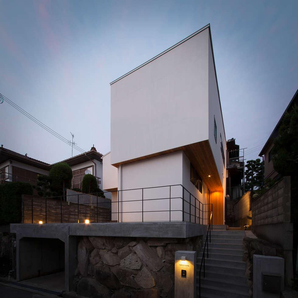 ノスタルジックグリーンハウス: ラブデザインホームズ/LOVE DESIGN HOMESが手掛けた家です。