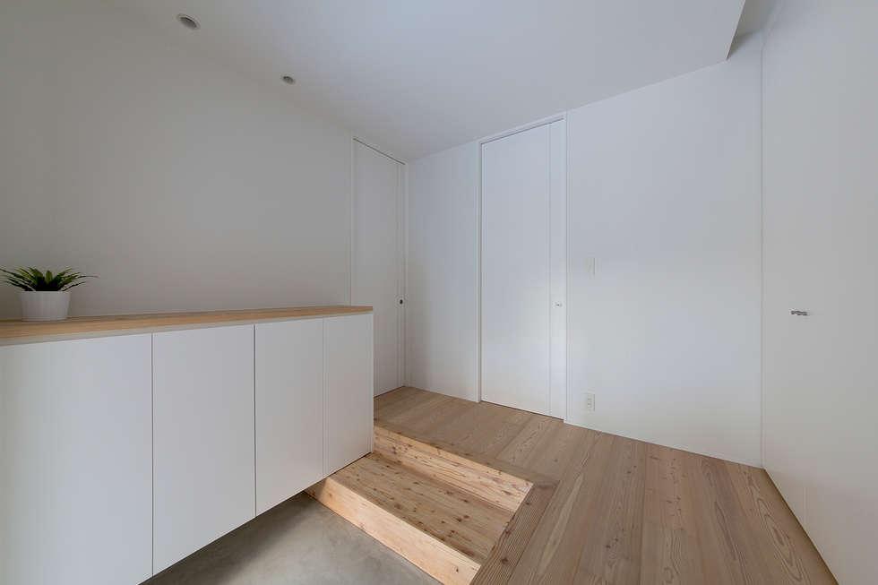 都市型アウトドアハウス: ラブデザインホームズ/LOVE DESIGN HOMESが手掛けた家です。