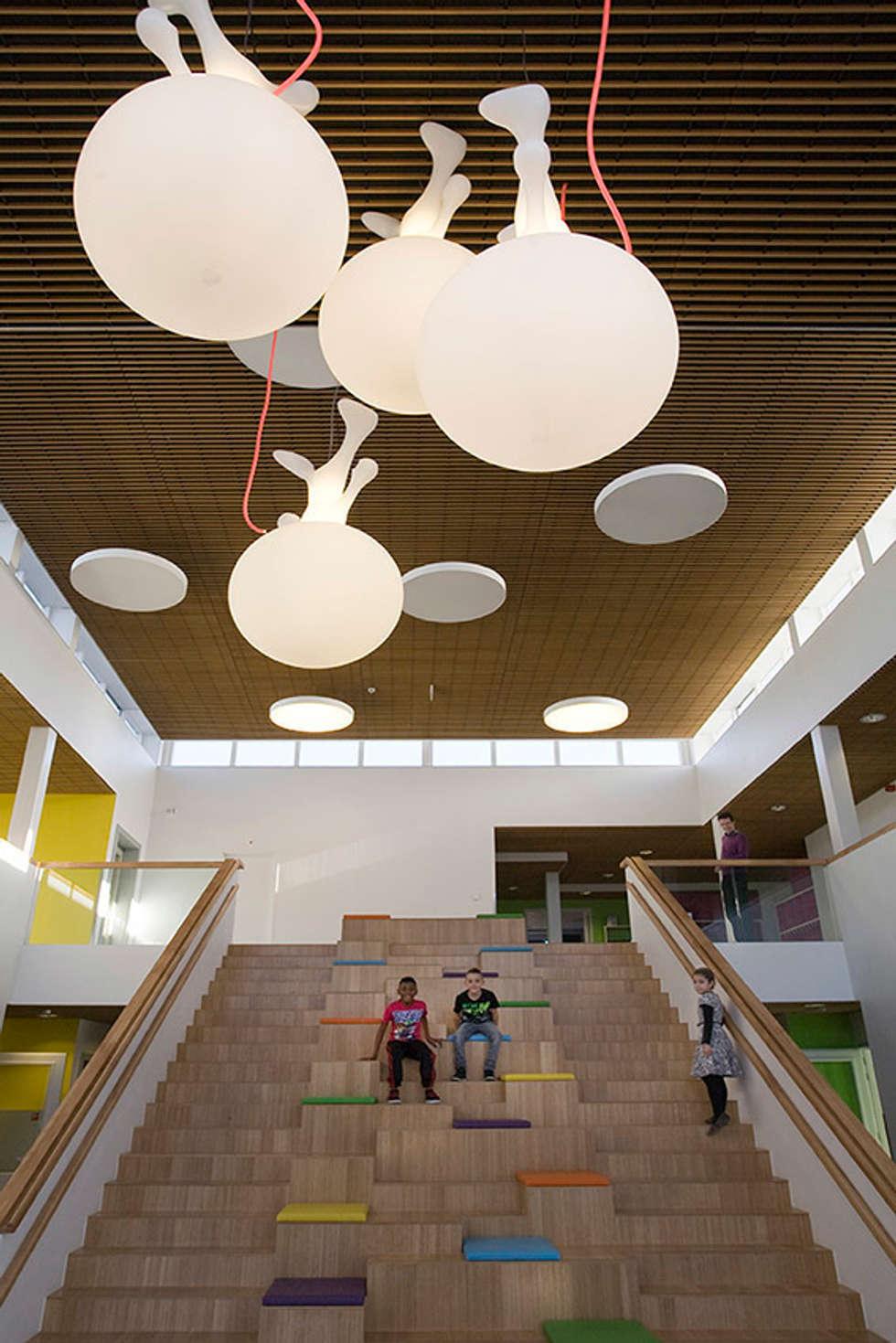school - scholencomplex - MFA:  Scholen door No Label