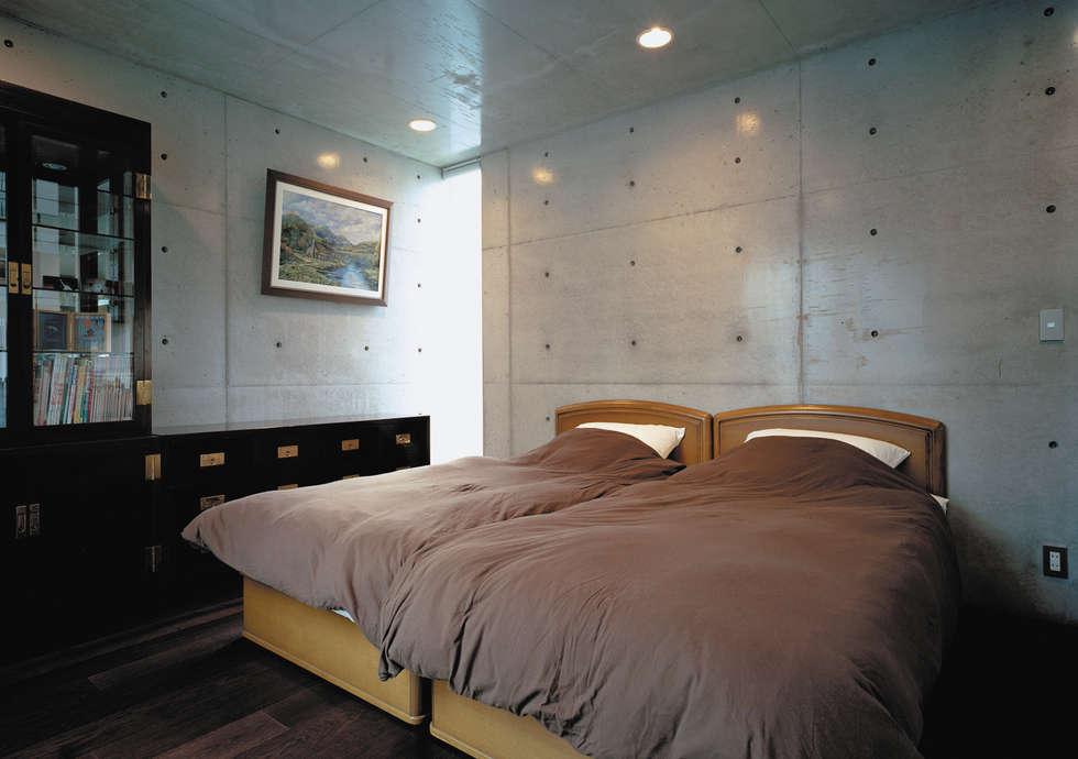 ห้องนอน by atelier m
