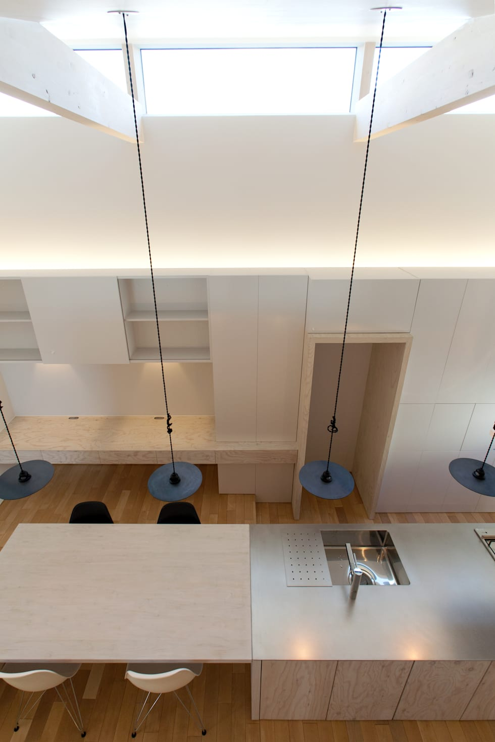 キッチン: 一級建築士事務所 Atelier Casaが手掛けたキッチンです。