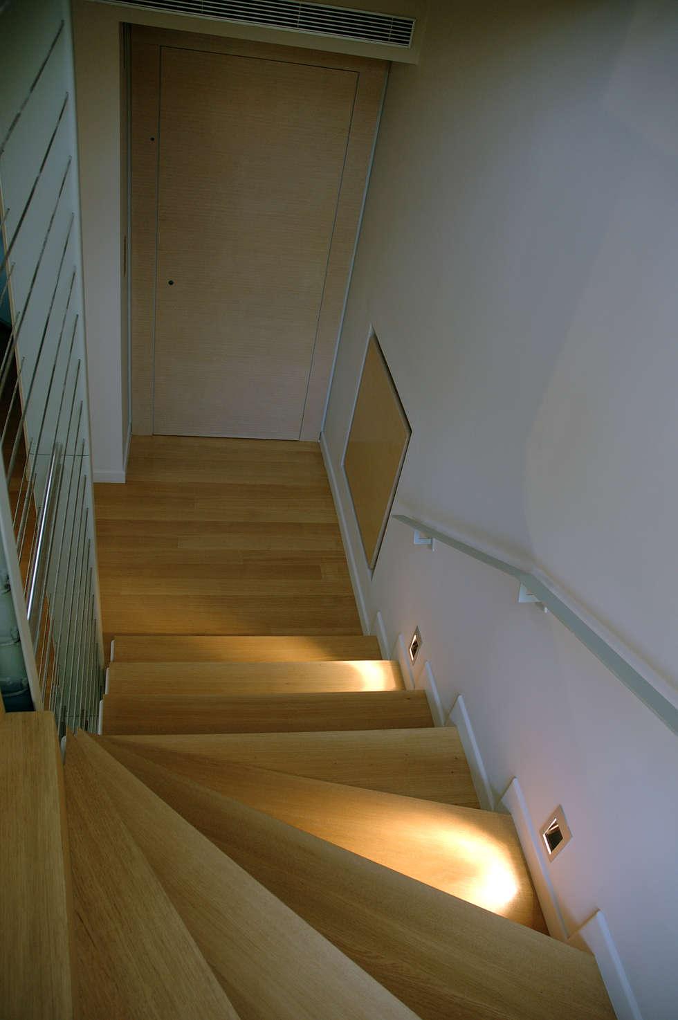 Les escaliers:  de style  par Noémie Vernet