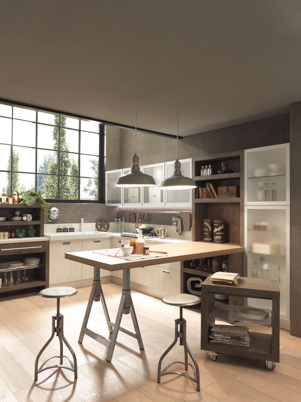 Idee arredamento casa interior design homify for Idee casa artigiano