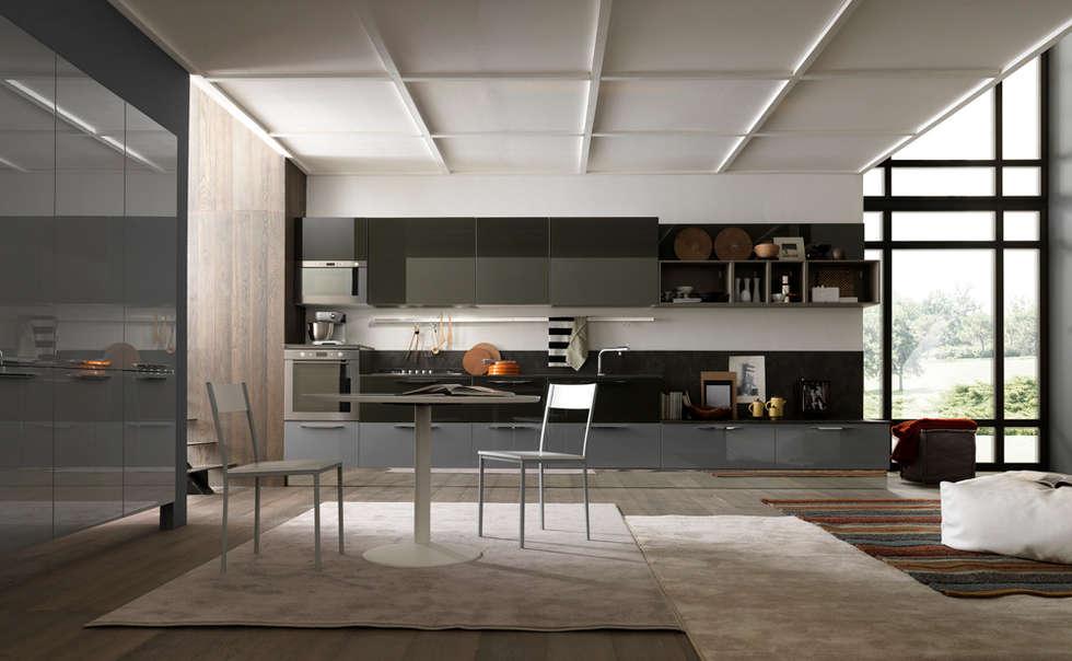 Artec colombini casa: cucina in stile in stile moderno di graphosds ...