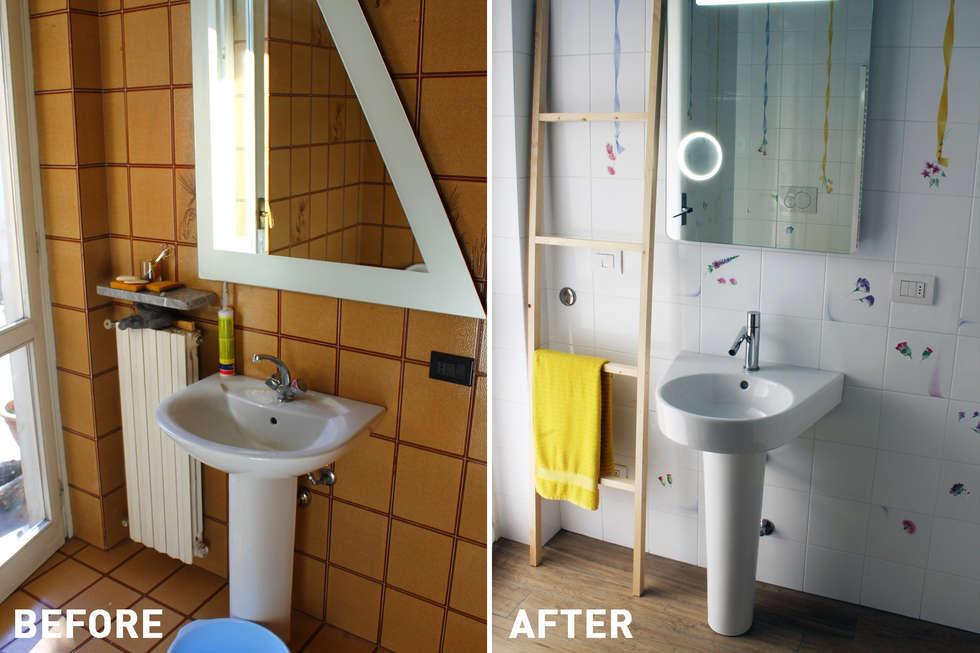 Idee arredamento casa interior design homify - Ambiente bagno san giuliano milanese ...
