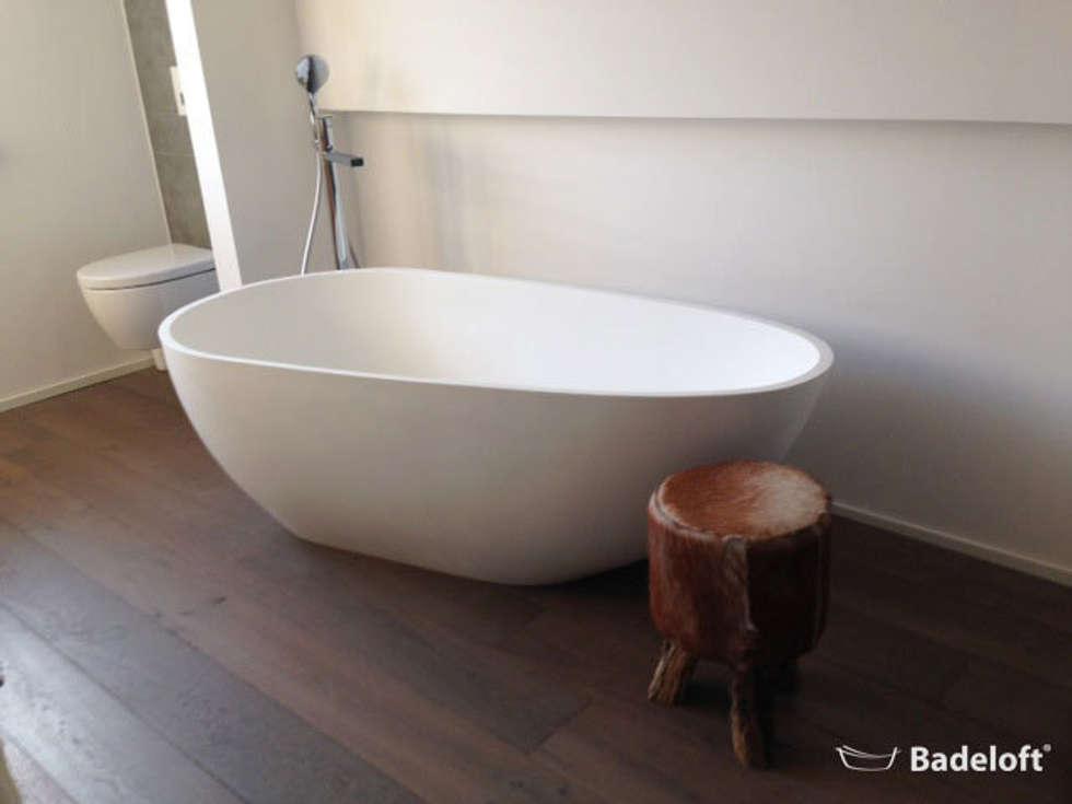 Wohnideen interior design einrichtungsideen bilder for Freistehende badewanne bilder