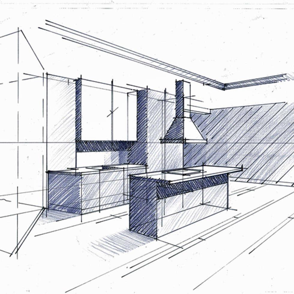 Id es de design d 39 int rieur et photos de r novation homify for Une architecte