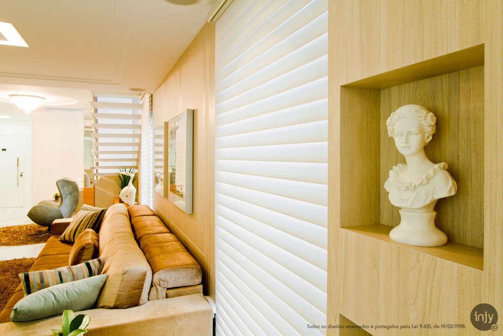 HOME-THEATHER:   por injy Interior Design