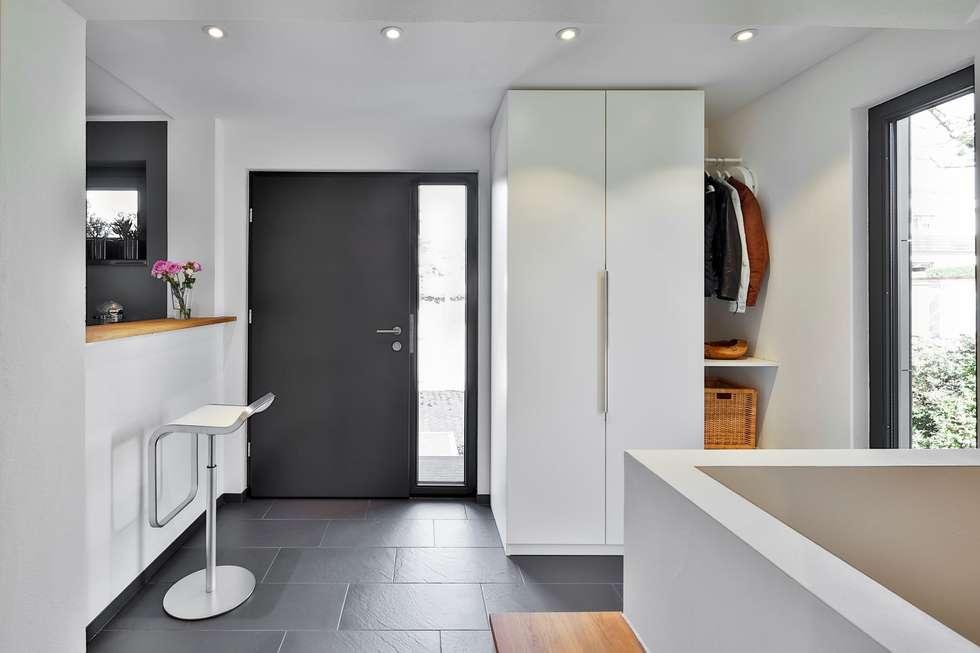 Casas de estilo moderno por 4plus5