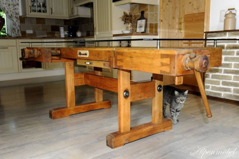 Alpenmöbel Hobelbank Möbel Für Esszimmer Und Küche