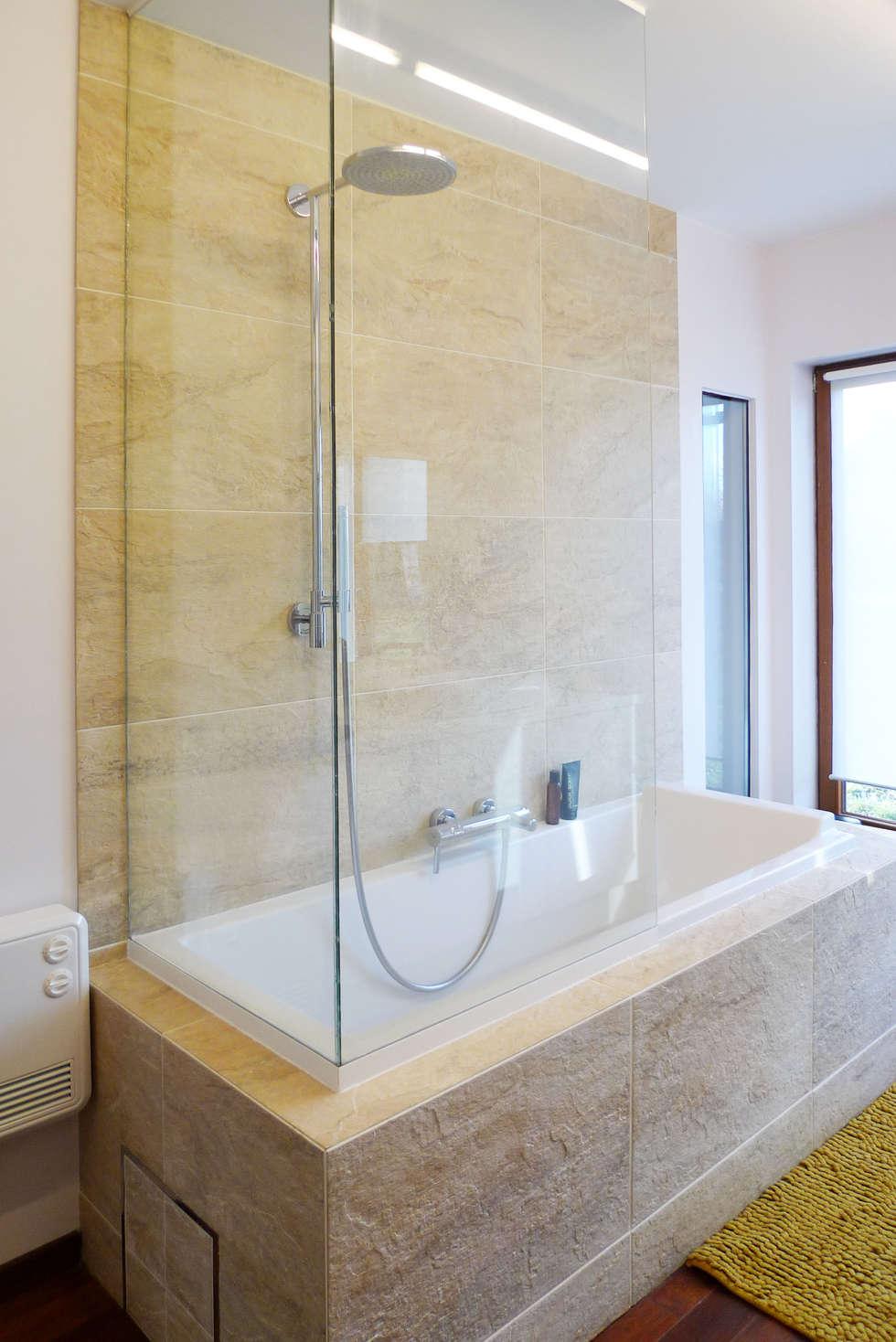 Salle de bain: Salle de bains de style  par Casalamotte