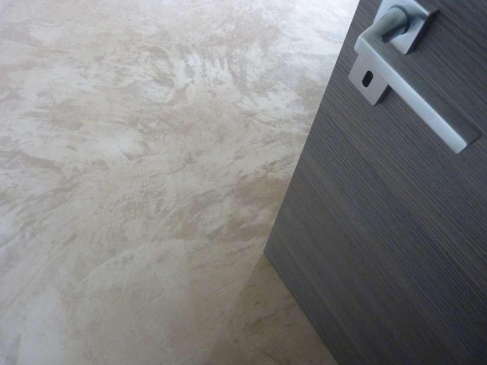Idee arredamento casa interior design homify - Pavimento de microcemento ...