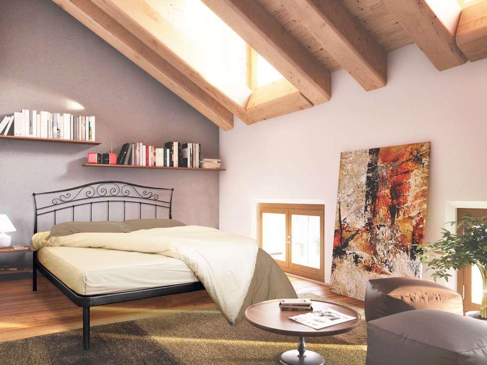 Arredamento Minimalista Camera Da Letto : Arredamento camera da letto in stile classico minimal e shabby