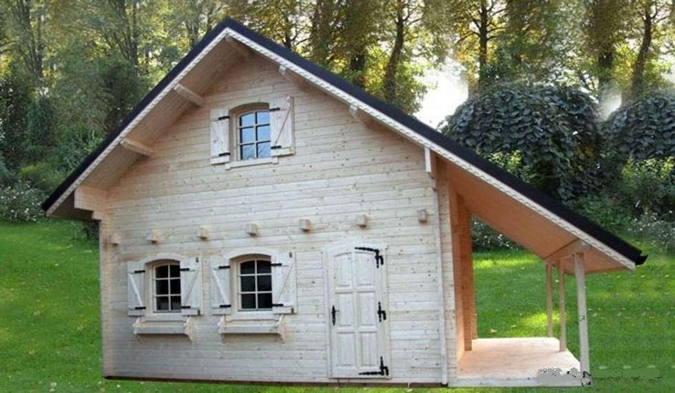 Idee arredamento casa interior design homify for Una pianta di casa chalet cornice