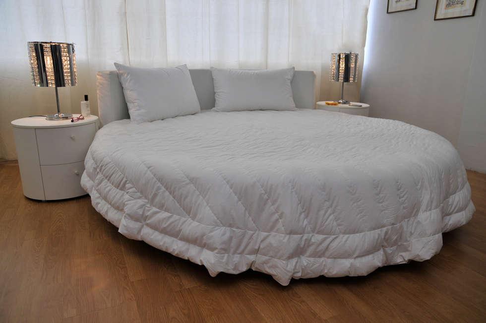 Idee arredamento casa interior design homify - Piumoni da letto ...