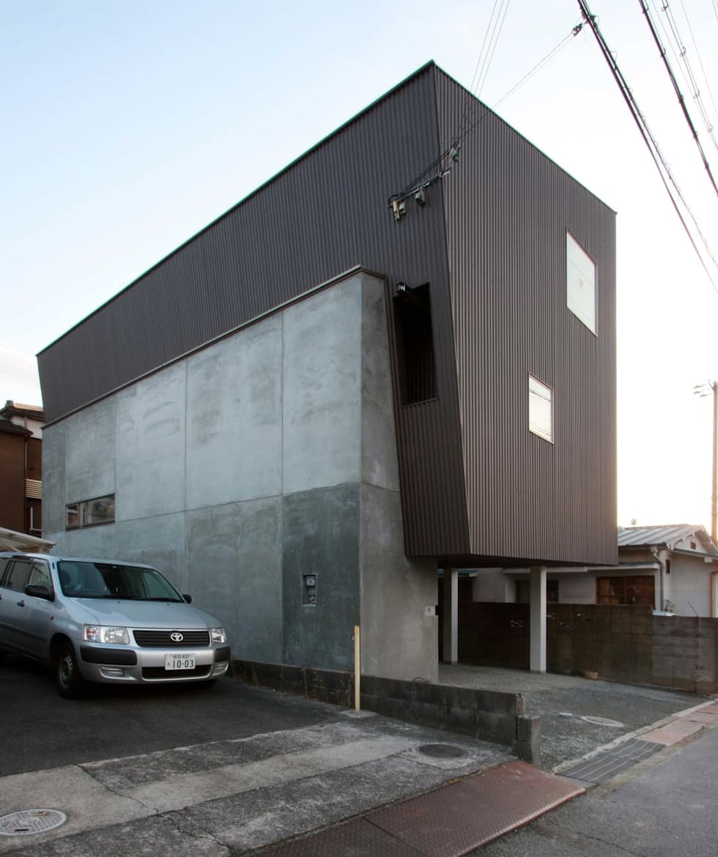 外観: Kondohideo Architects co,;ltd.が手掛けた家です。