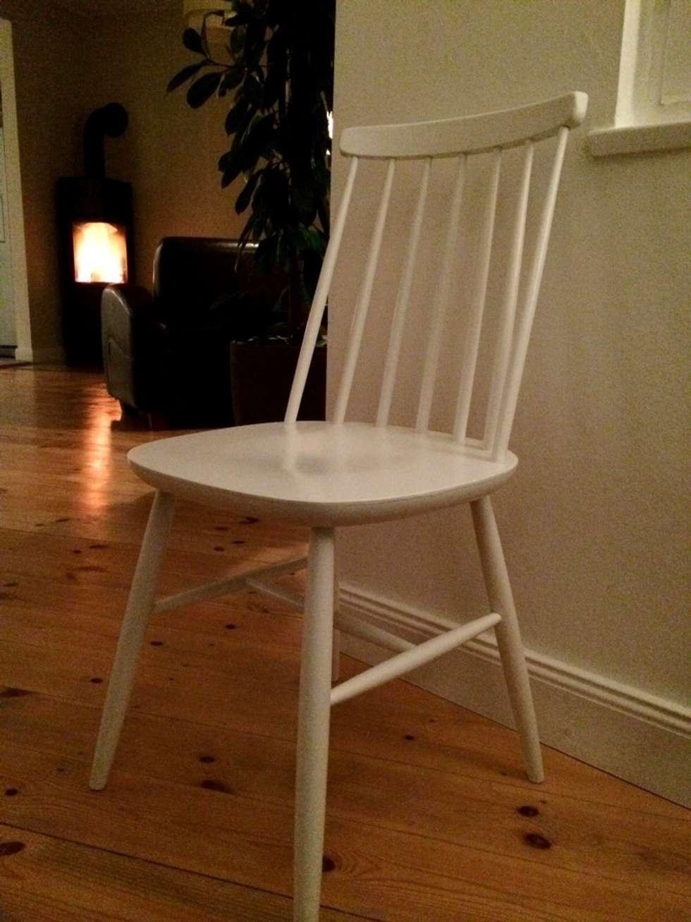 Wohnideen interior design einrichtungsideen bilder - Skandinavischer stuhl ...