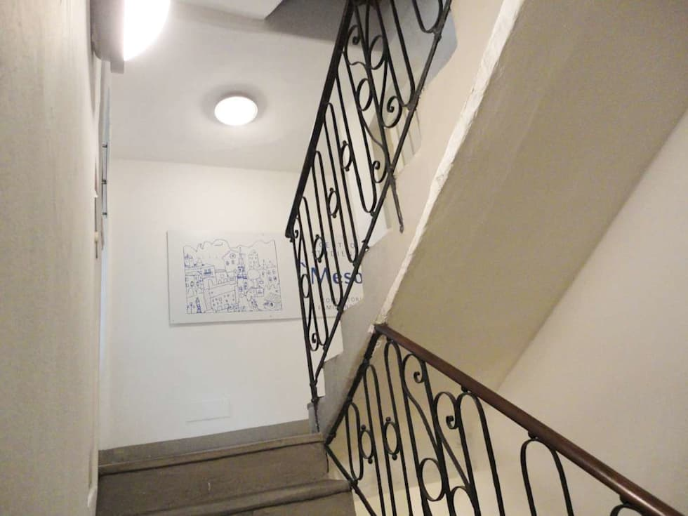 Ingresso_5: Complessi per uffici in stile  di Arch. Tommaso Rossi