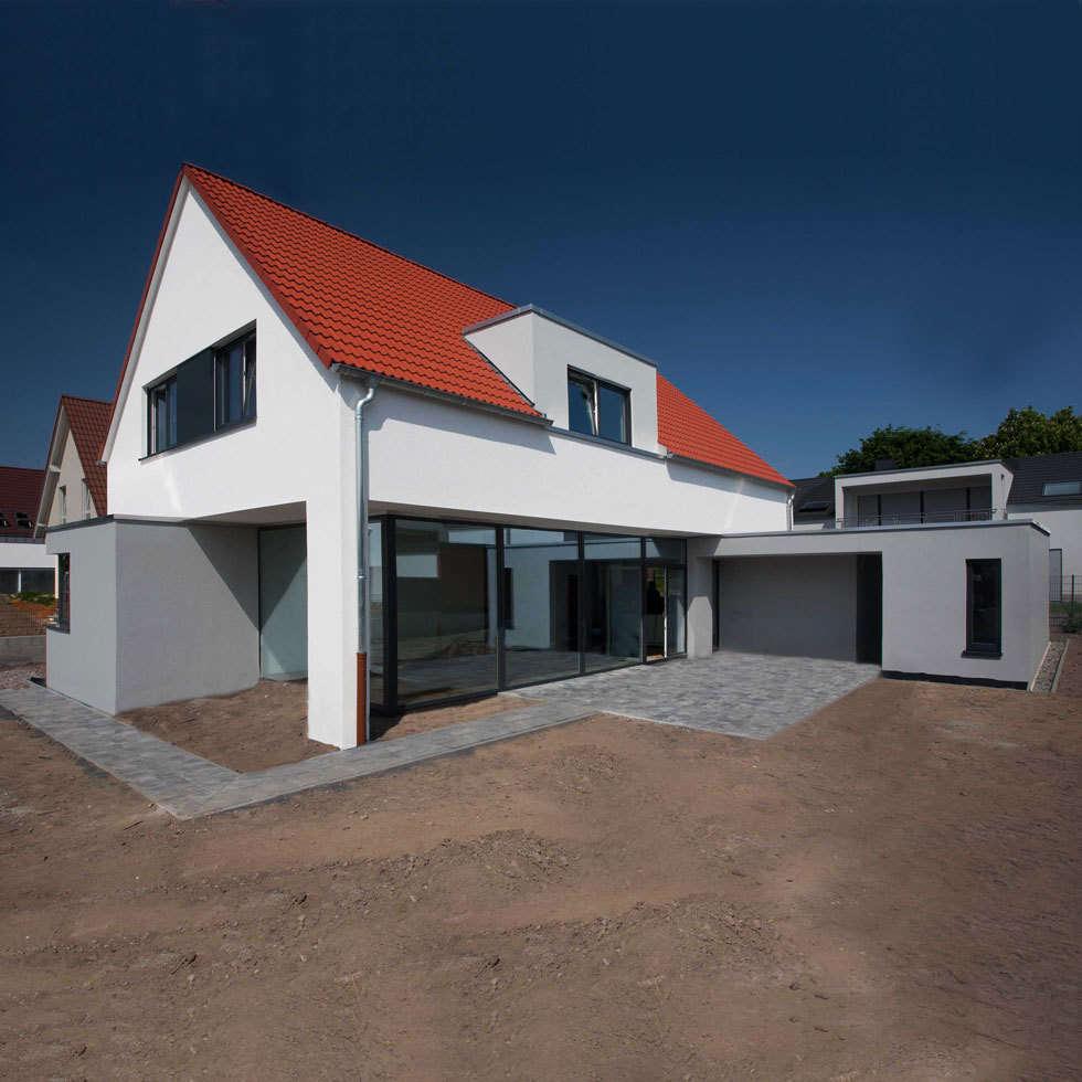 Attraktiv Bauwerk Architekten Haus E: Moderne Häuser Von BauWerk Architekten Dortmund