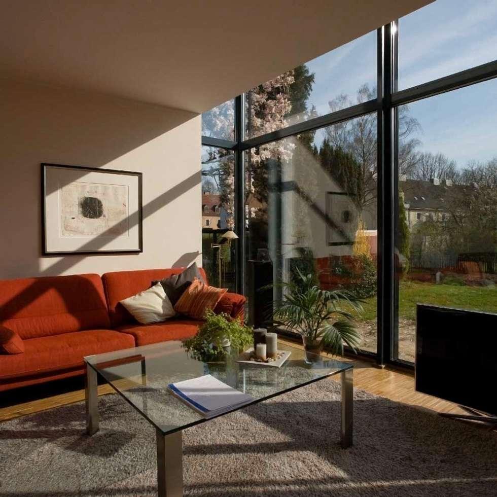 Bauwerk Architekten Haus K: Moderne Häuser Von BauWerk Architekten Dortmund