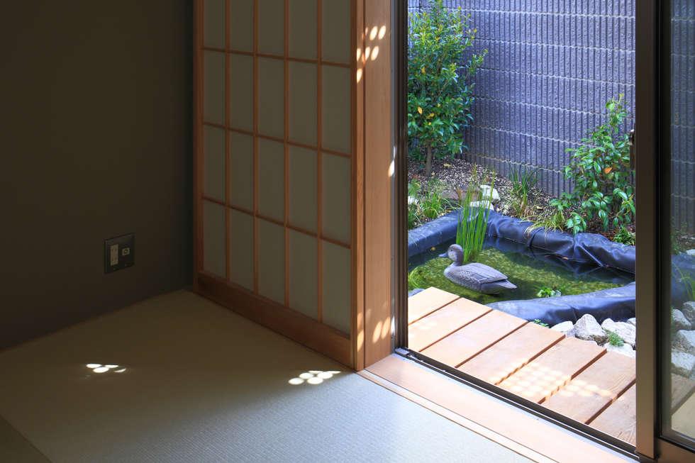 和室2: 悠らり建築事務所が手掛けた家です。