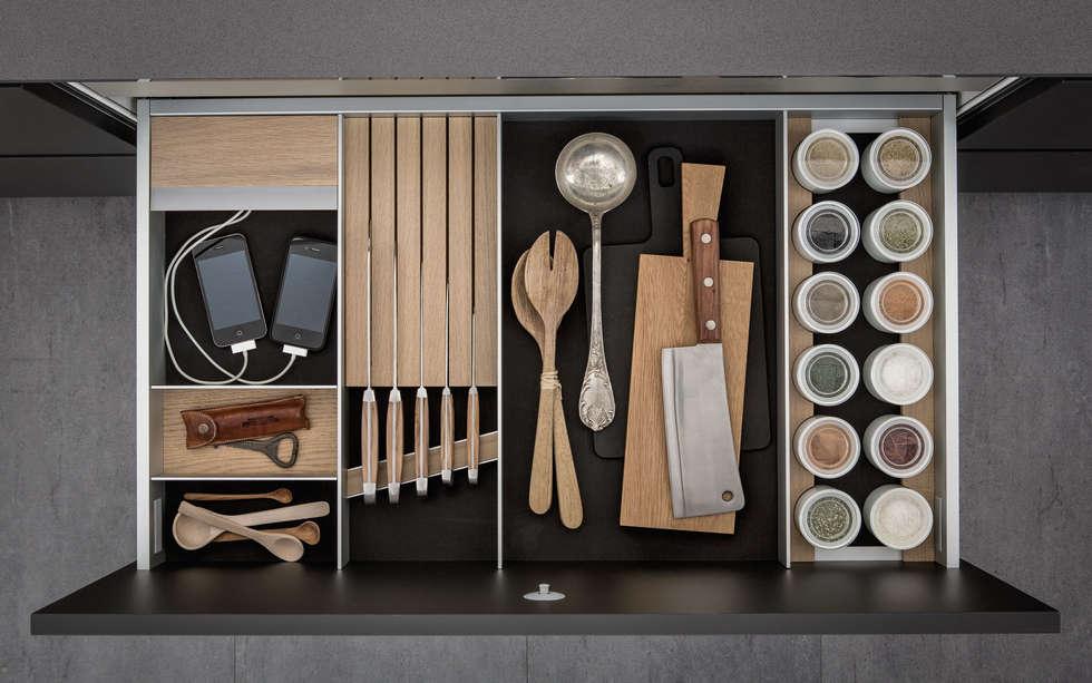 Cocina de estilo  por Designstudio speziell®