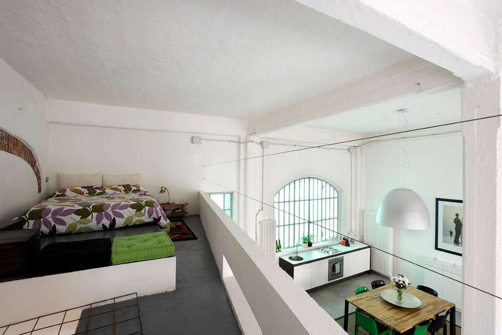 Idee arredamento casa interior design homify for Arredamento officina meccanica