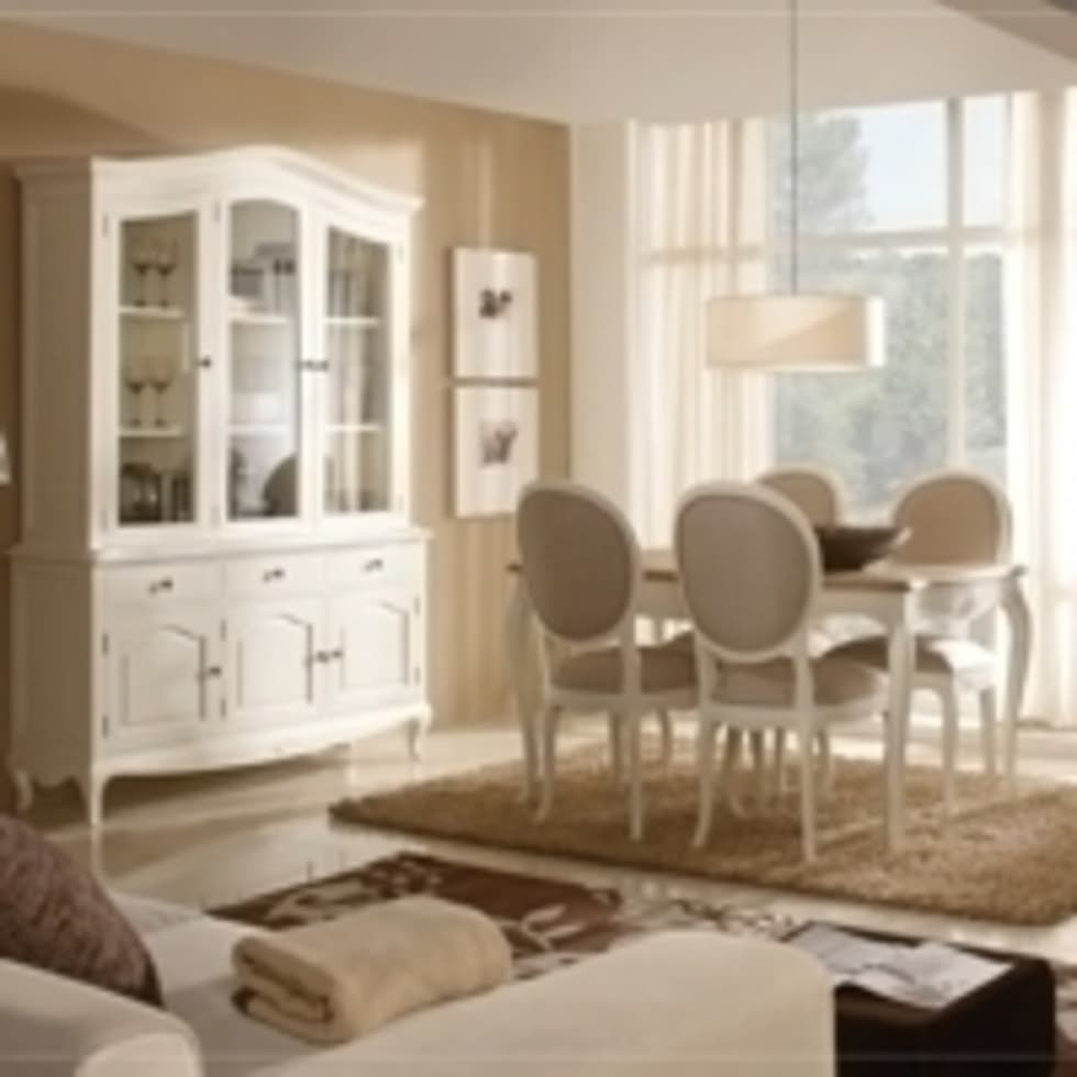 Fotos de decoraci n y dise o de interiores homify for Muebles provenzales