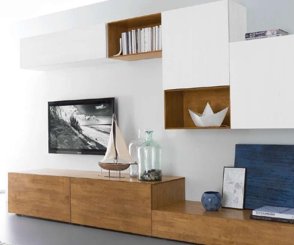 Wohnideen interior design einrichtungsideen bilder for Bilder wohnwand