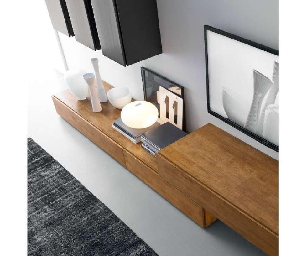 Wohnideen interior design einrichtungsideen bilder - Wohnwand hangend ...