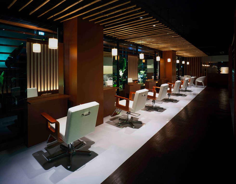 Cut seat-1: Shigeo Nakamura Design Officeが手掛けたオフィススペース&店です。