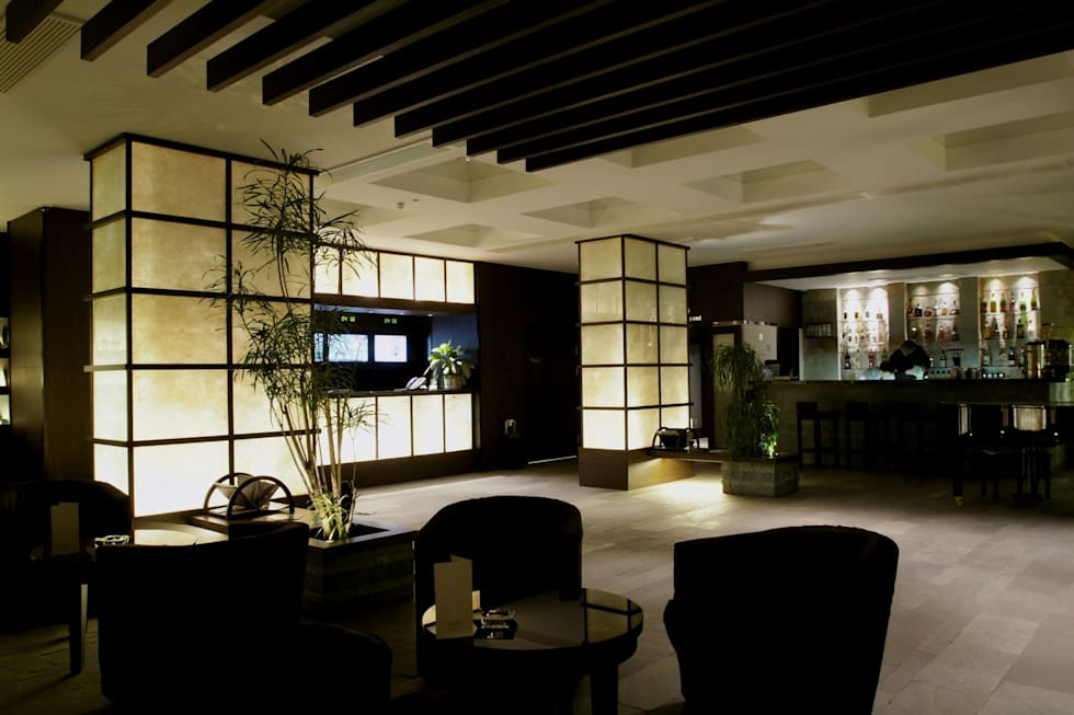 Гостиницы в . Автор – Shigeo Nakamura Design Office
