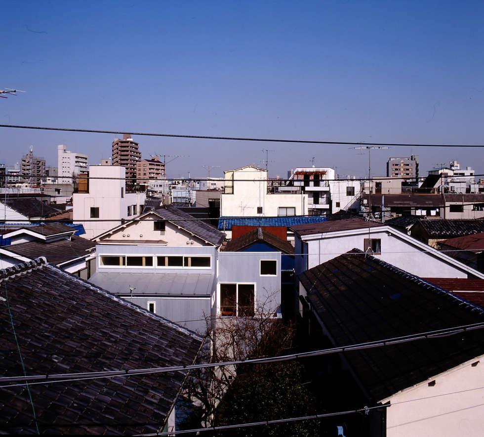 TAN 周辺環境: 濱嵜良実+株式会社 浜﨑工務店一級建築士事務所が手掛けた家です。