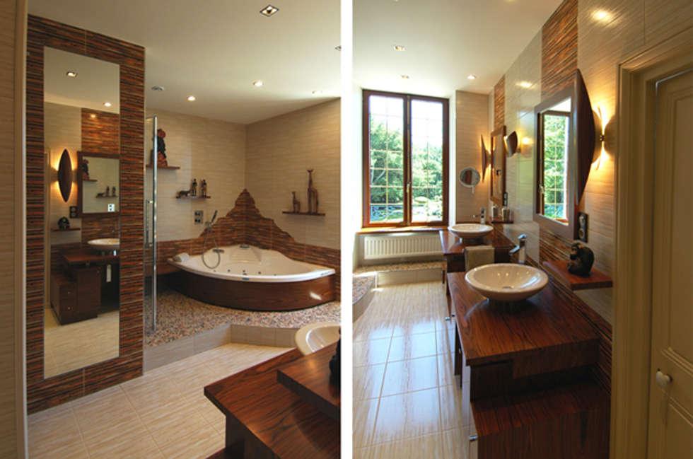 Salle de bains: Salle de bains de style  par ARMOR ARCHITECTURE ASSOCIES