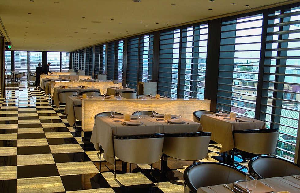 Hotel Armani ristorante - Milano - Italy: Hotel in stile  di Rife