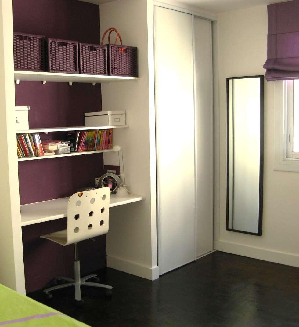 Dormitorios infantiles de estilo minimalista de espaces & déco