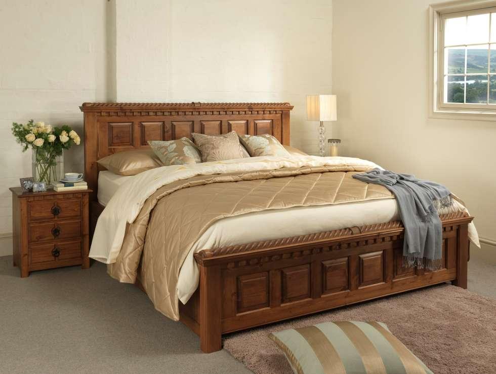 Revival Bedsが手掛けた寝室