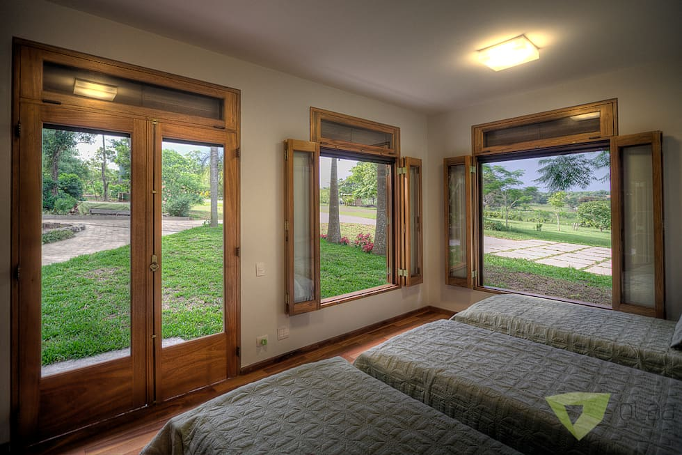 Fotos de decora o design de interiores e reformas homify - Cortinas para casa de campo ...