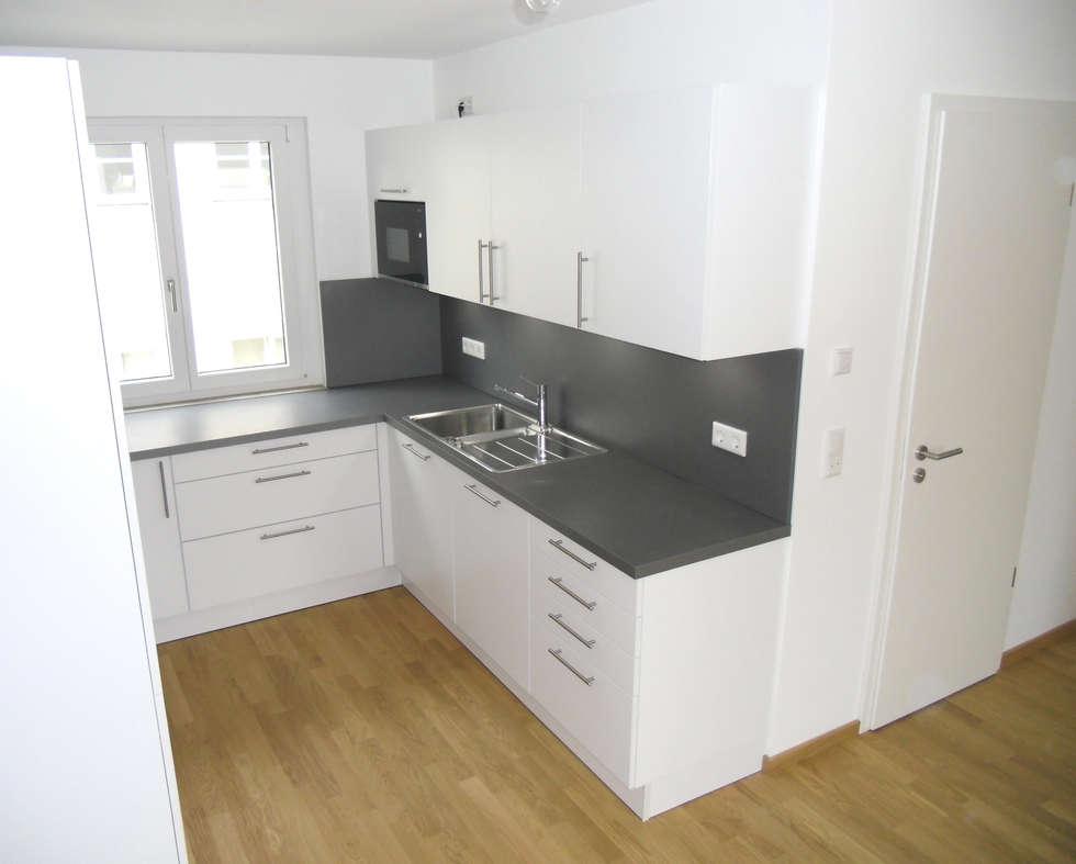 Neubau Küche : Moderne Küche Von Innenarchitektur Moll