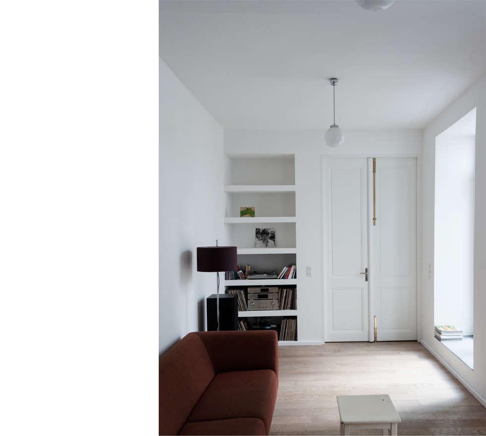 Id es de design d 39 int rieur et photos de r novation homify - Architecture moderne residentielle schmidt lepper ...