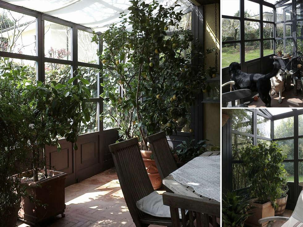 Idee arredamento casa interior design homify - Giardini country ...