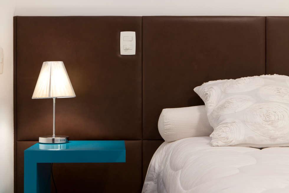 Dormitório principal: Quartos  por ArkDek