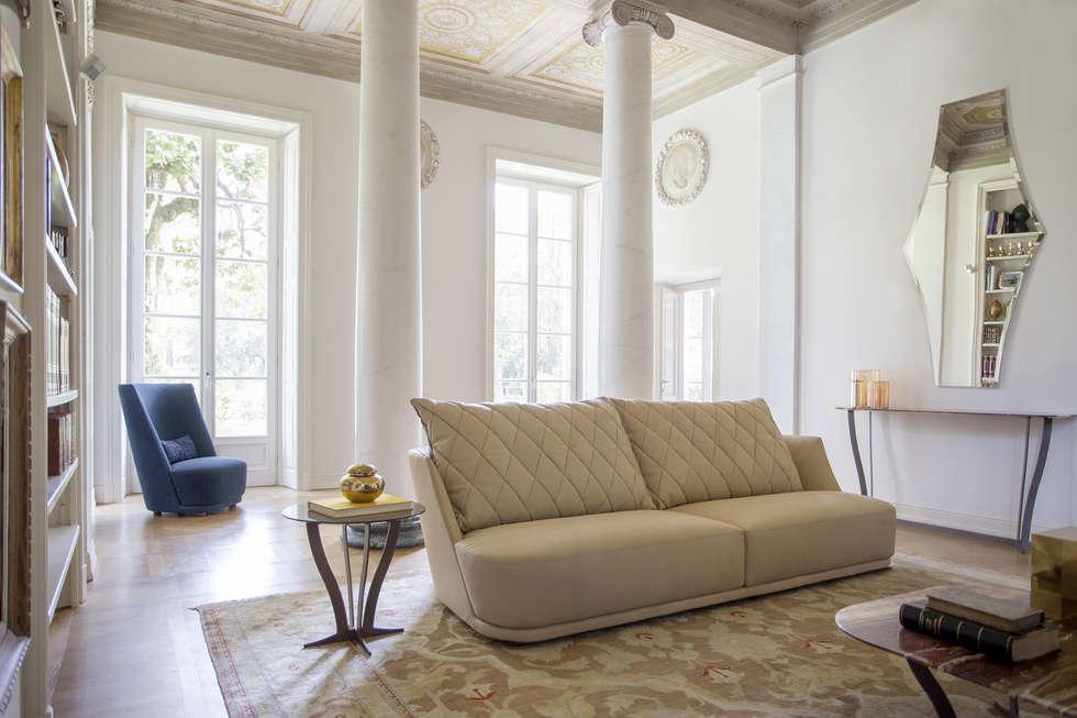 Salon de style de style Classique par Alberta Pacific Furniture