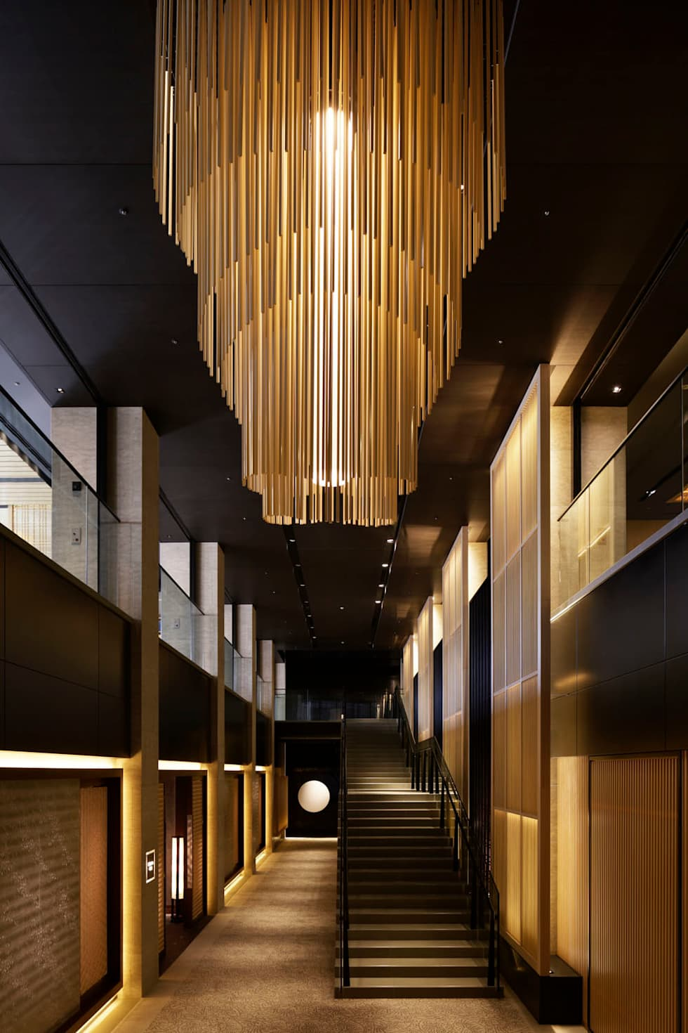 Atrium: WORKTECHT CORPORATIONが手掛けたホテルです。